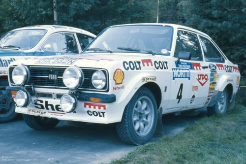 Ford Escort RS 1800 MKII