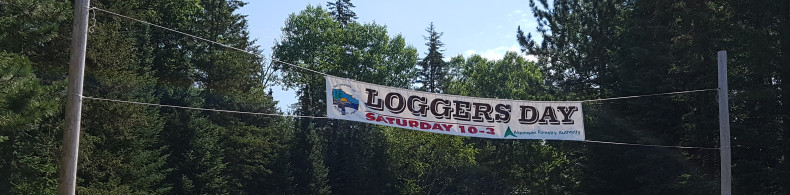 Loggers Day in Algonquin Park